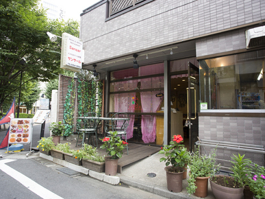 India & Nepal Restaurant Sansar Shinjuku_Outside view