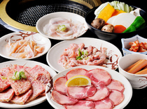 Yakiniku Shabu Shabu no Sarao_All-You-Can-Eat Yakiniku (grilled meat) with 75 Types of Meat