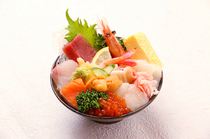 Yoshi DON_[Sushi Yoshi Special Kaisen-don] Limited to 15 servings a day!