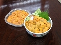 Yoshi DON_[Raw Uni-don] *From June to August, Otaru produced uni from the seas adjacent to the Sea of Japan is used