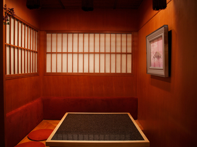 Sushi Kanesaka_Private room