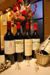 French Restaurant saint-emilion_Drink
