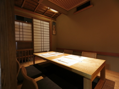 Naniwa Kappo Kigawa_Private room