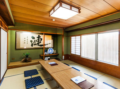 Sazanami_Inside view