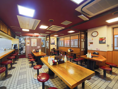 Micchan So-honten Hatchobori Branch_Inside view
