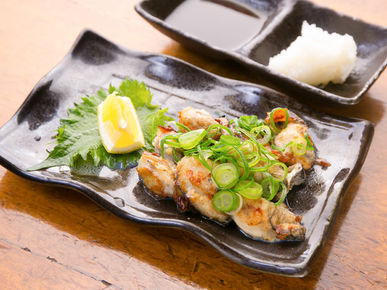Micchan So-honten Hatchobori Branch_Cuisine