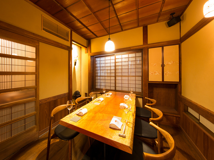 Kappou Sanchou_Private room