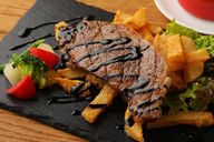 Le Steak Frites Gaspard zinzin