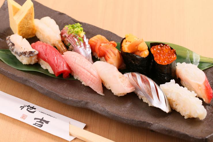 Sushi Hanayoshi