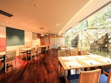 Wagokoro Shunsai_Inside view