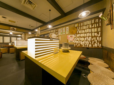 Creative Japanese Confectionery Studio BASHOAN_Inside view