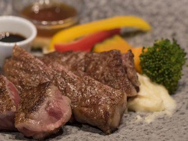 BLUE OCEAN STEAK_Cuisine