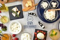 All-You-Can-Eat with Fresh Cheese -CRAFT CHEESE MARKET- Meieki branch
