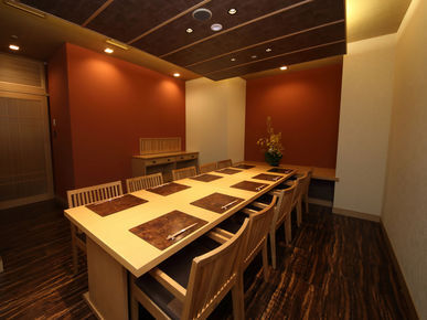 Japanese Cuisine TSUMAMA_Inside view