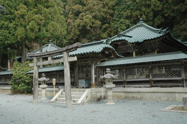 The Tokugawa Mausoleum