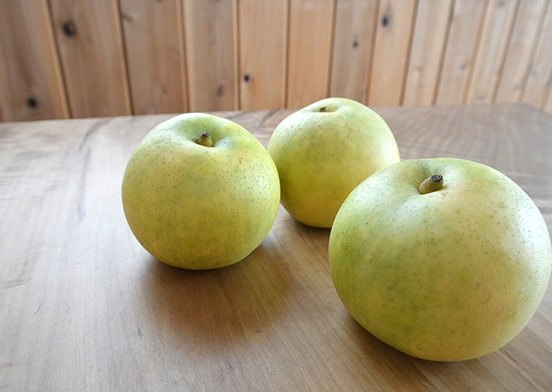Nashi (Asian pear)