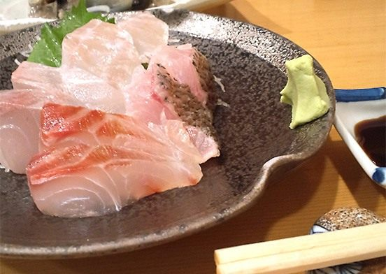 Kampachi (young yellowtail)