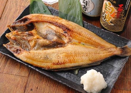 hokke  okhotsk atka mackerel  - japanese food glossary savor japan