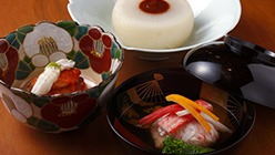 Kaiseki(course menu)