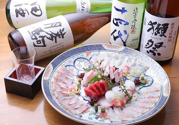 Savor the catch of the season - Japan's quintessential seafood.