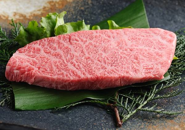 Premium Japanese Kobe beef. A delicacy beyond compare.