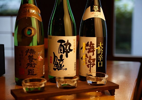 Explore the surprisingly diverse flavors of Japanese sake.