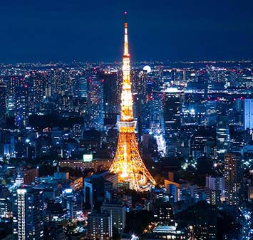 Where romance blooms in Tokyo - Appetizing ambience - SAVOR JAPAN